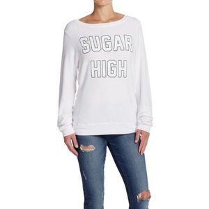 Wild fox SUGAR HIGH crewneck sweatshirt